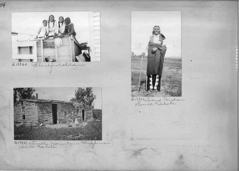 Mission Photograph Albums - Indians #1 page 0204