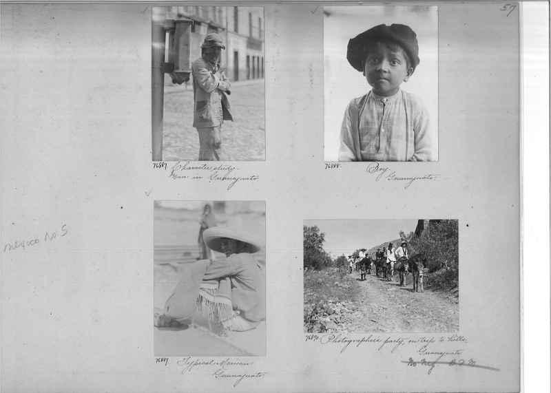 Mission Photograph Album - Mexico #05 page 0057