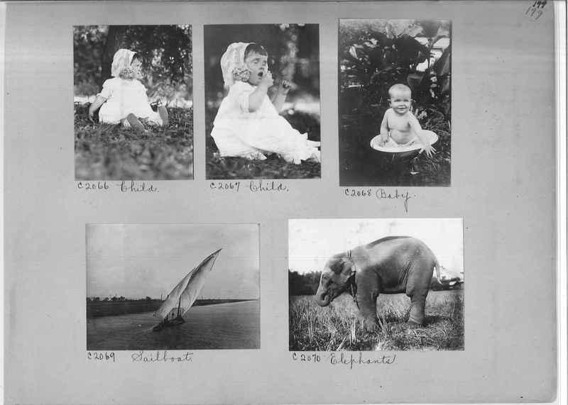 Mission Photograph Album - Miscellaneous #02 Page 0199