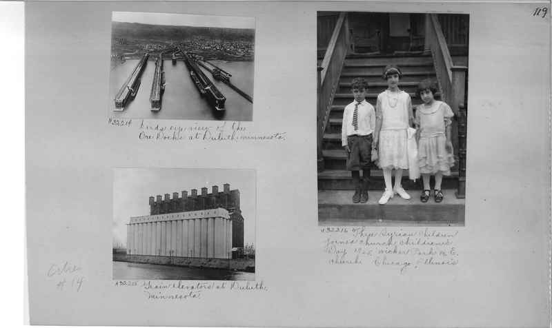 Mission Photograph Album - Cities #14 page 0119