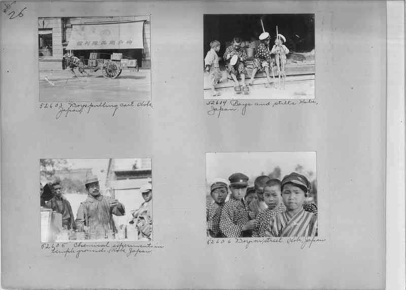Mission Photograph Album - Japan #03 Page 0026