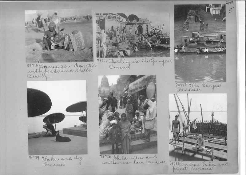 Mission Photograph Album - India #09 Page 0005