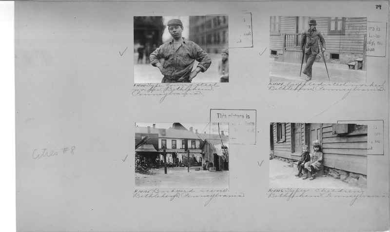Mission Photograph Album - Cities #8 page 0079