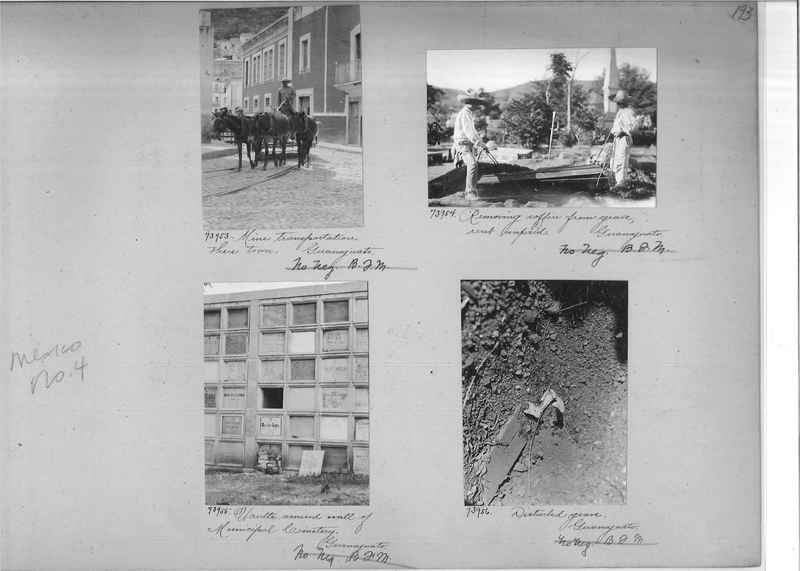Mission Photograph Album - Mexico #04 page 0193