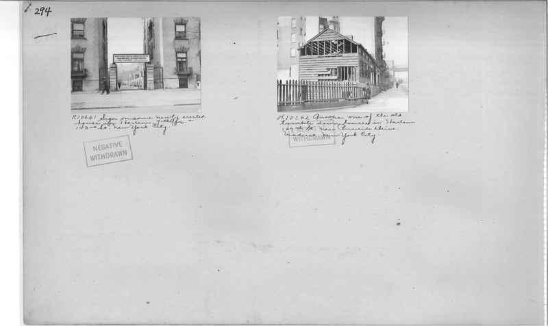 Mission Photograph Album - Cities #4 page 0294