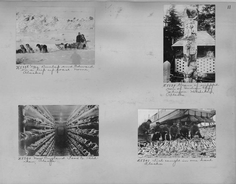 Mission Photograph Album - Alaska #1 page 0011