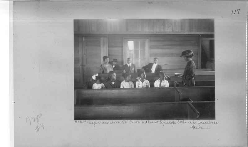 Mission Photograph Album - Negro #4 page 0117