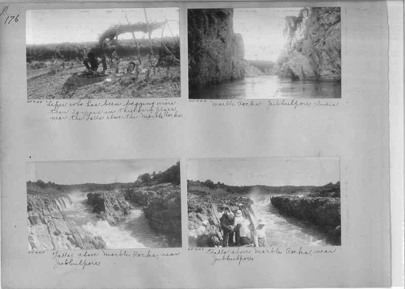Mission Photograph Album - India #08 Page 0176