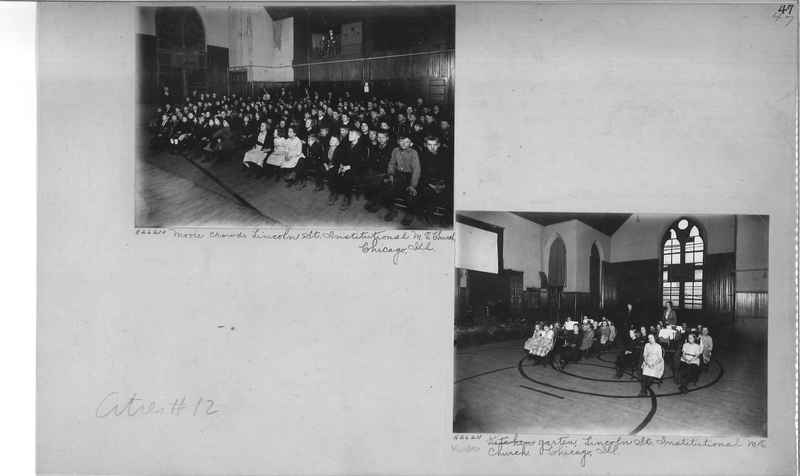 Mission Photograph Album - Cities #12 page 0047
