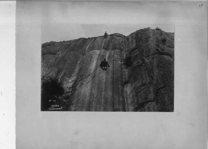Mission Photograph Album - South America O.P. #1 page 0019
