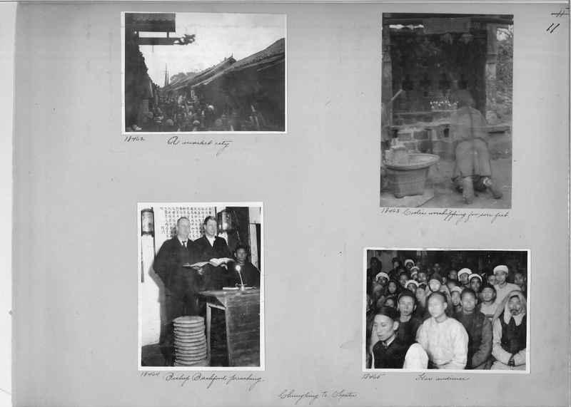 Mission Photograph Album - China #5 page 0011