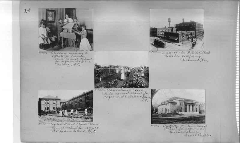 Mission Photograph Album - Negro #3 page 0024