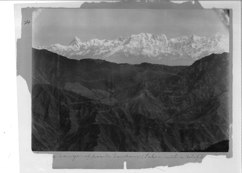 Mission Photograph Album - India - O.P. #02 Page 0024