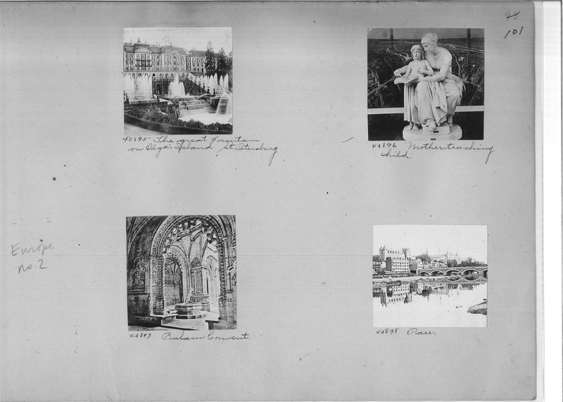 Mission Photograph Album - Europe #02 Page 0101