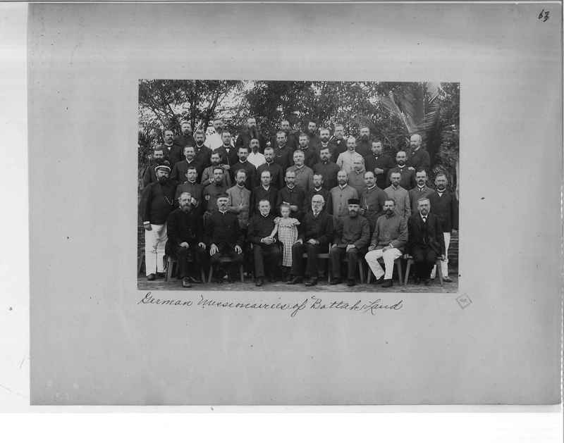 Mission Photograph Album - Malaysia O.P. #1 page 0063