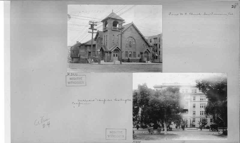Mission Photograph Album - Cities #4 page 0021