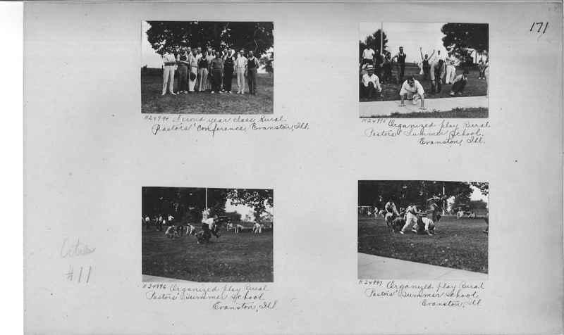 Mission Photograph Album - Cities #11 page 0171