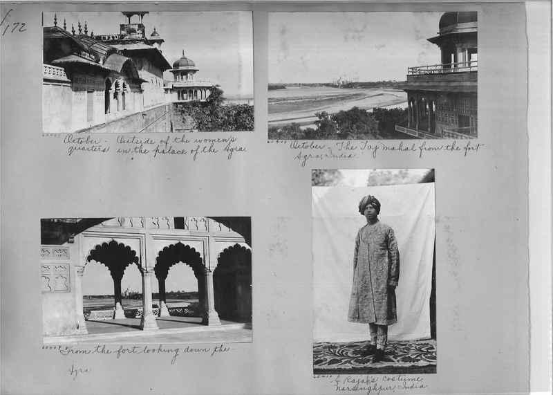 Mission Photograph Album - India #08 Page 0172
