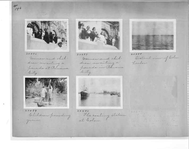 Mission Photograph Album - Panama #1 page  0146