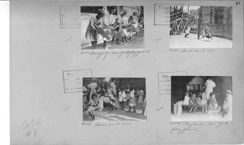 Mission Photograph Album - Cities #8 page 0087