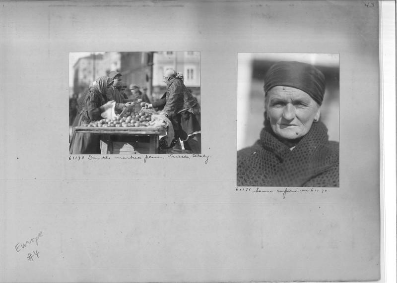 Mission Photograph Album - Europe #04 Page 0043