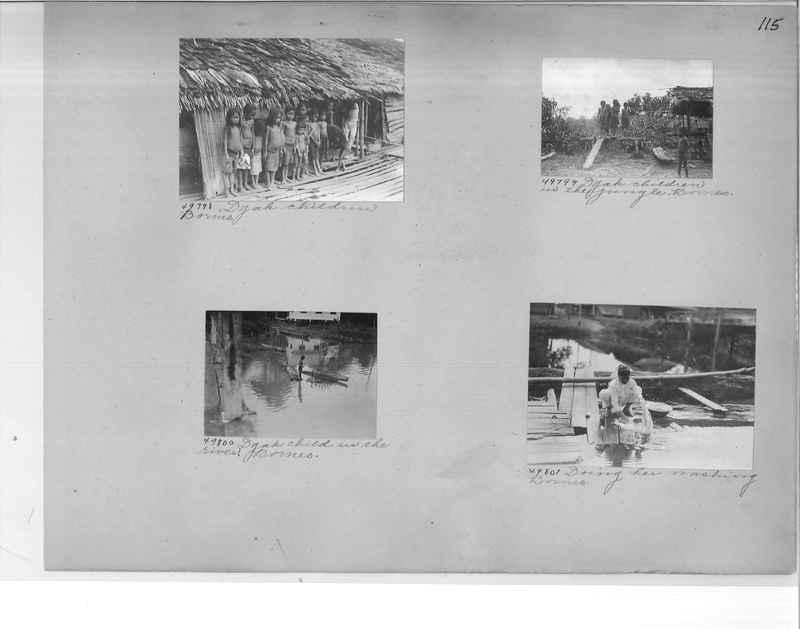 Mission Photograph Album - Malaysia #5 page 0115