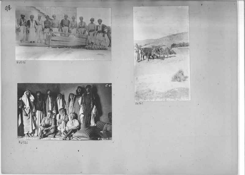 Mission Photograph Album - Western Asia - O.P. - #01 page_0098
