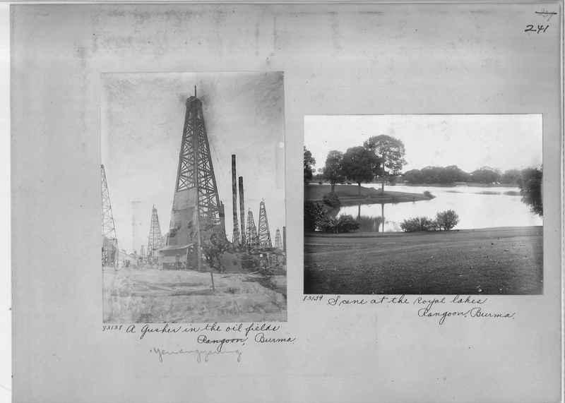 Mission Photograph Album - Burma #1 page 0241