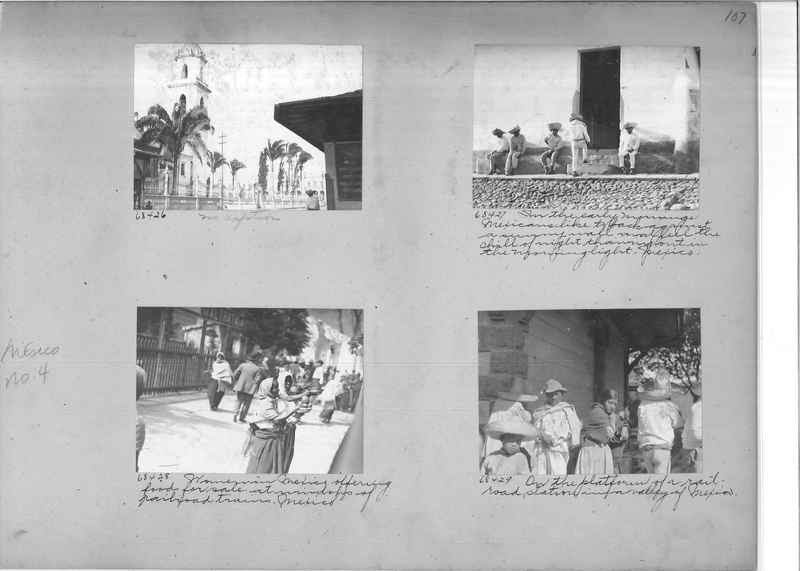 Mission Photograph Album - Mexico #04 page 0107