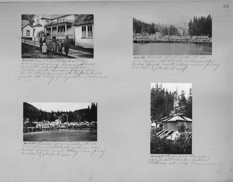 Mission Photograph Album - Alaska #1 page 0029