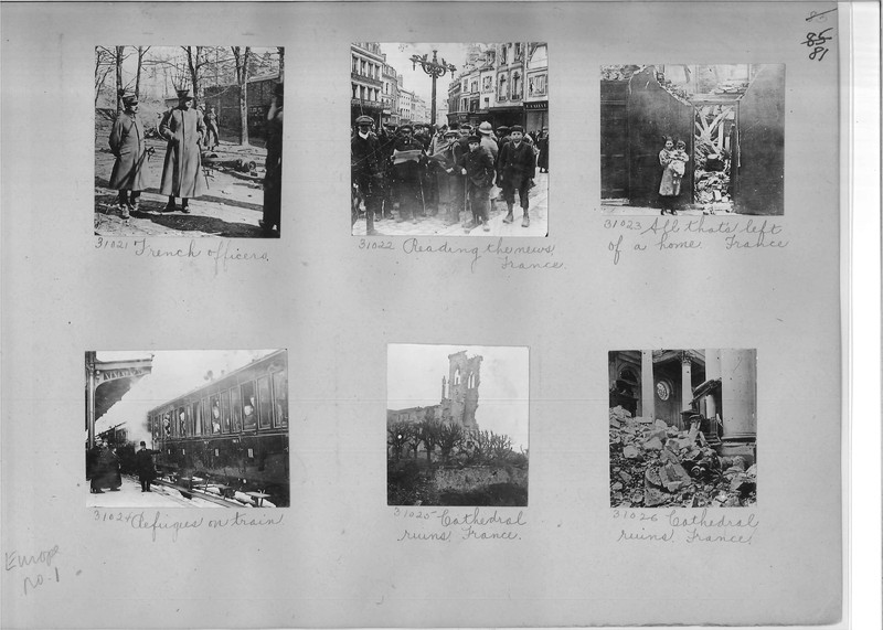 Mission Photograph Album - Europe #01 Page 0081
