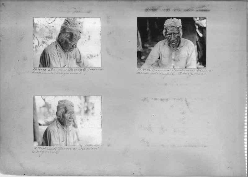 Mission Photograph Album - Indians #2 page_0002