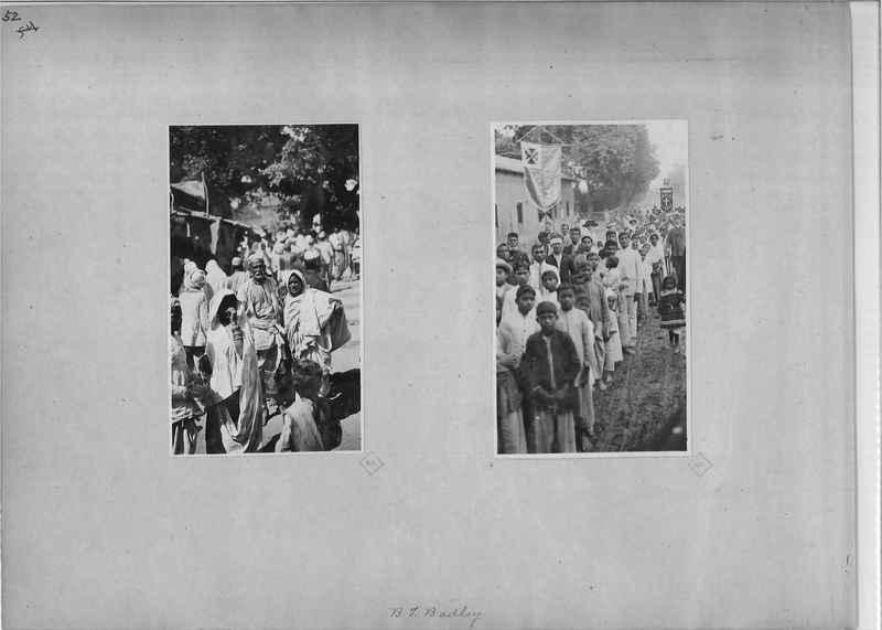 Mission Photograph Album - India - O.P. #01 Page 0052