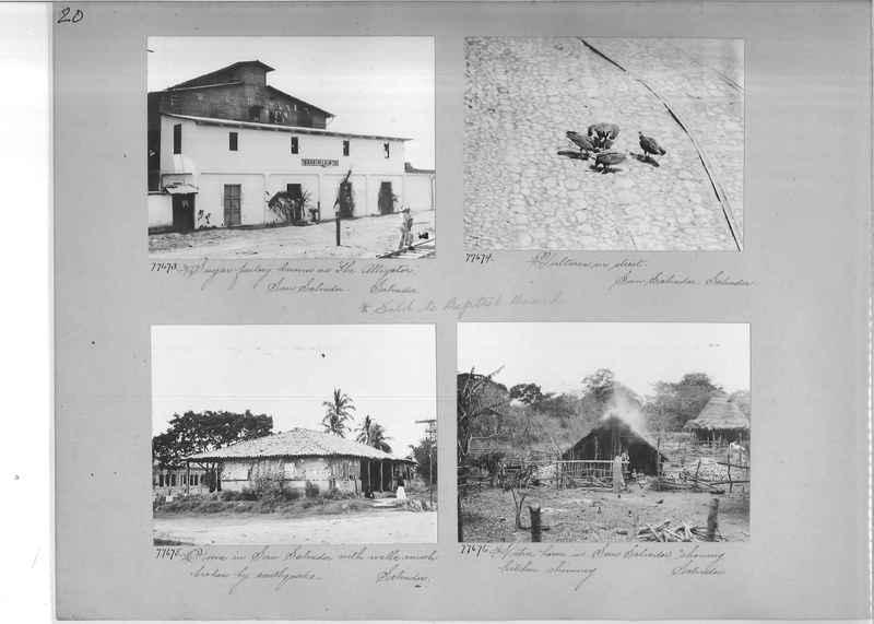 Mission Photograph Album - Panama #04 page 0020