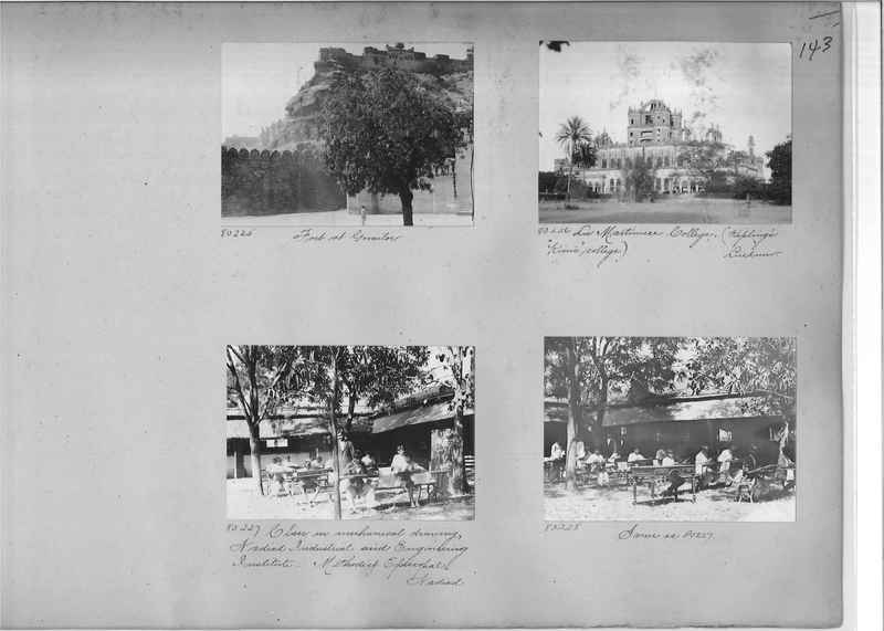 Mission Photograph Album - India #09 Page 0143