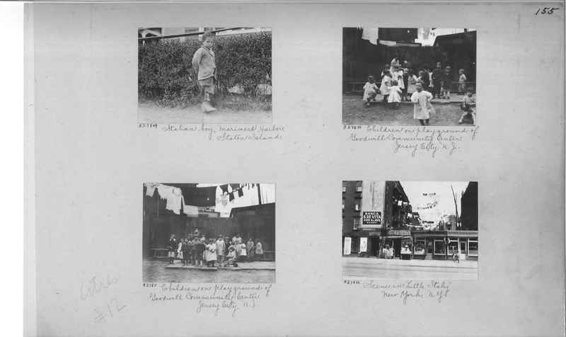 Mission Photograph Album - Cities #12 page 0155