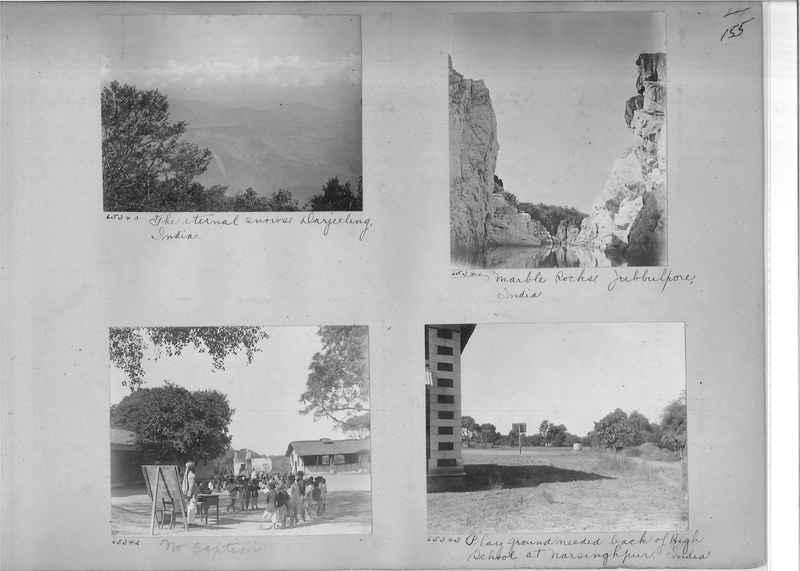 Mission Photograph Album - India #08 Page 0155