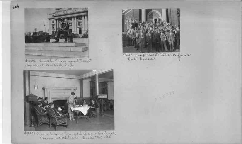 Mission Photograph Album - Cities #16 page 0046