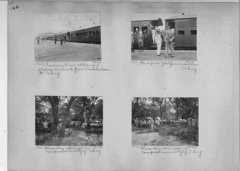 Mission Photograph Album - China #2 page  0166