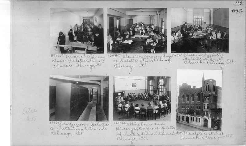 Mission Photograph Album - Cities #15 page 0227
