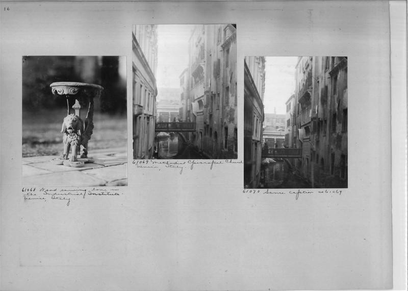 Mission Photograph Album - Europe #04 Page 0016