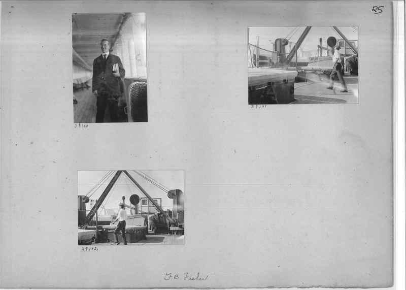 Mission Photograph Album - Miscellaneous - O.P. #01 Page_0025