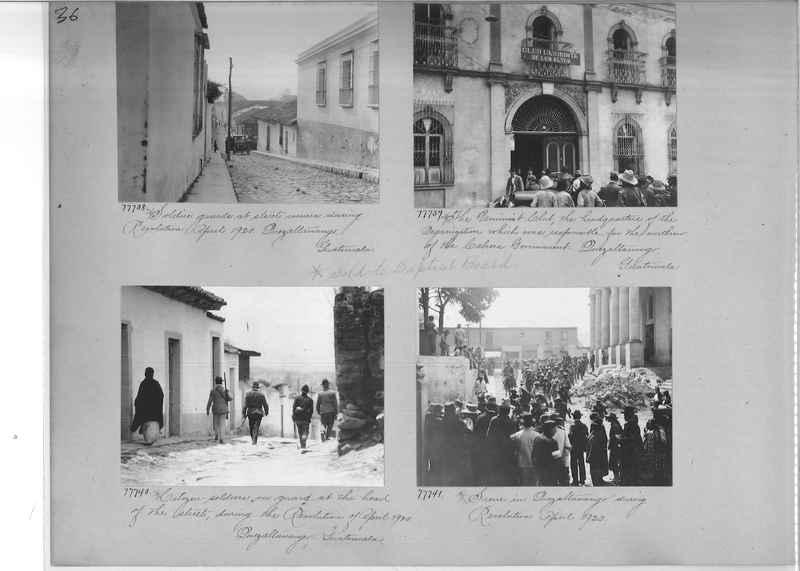 Mission Photograph Album - Panama #04 page 0036