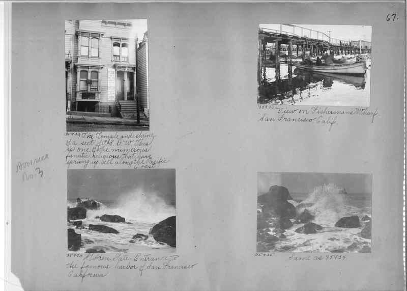 Mission Photograph Album - America #3 page 0067