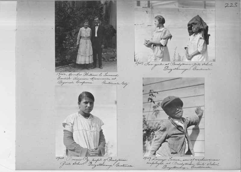 Mission Photograph Album - Panama #02 page 0223