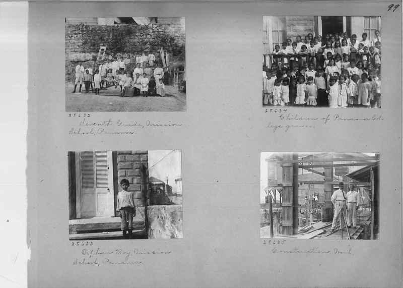 Mission Photograph Album - Panama #02 page 0099