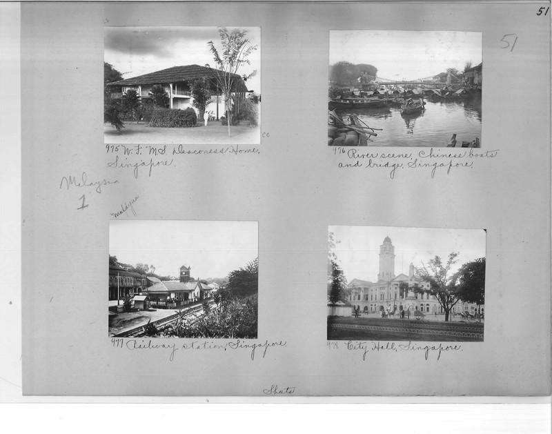 Mission Photograph Album - Malaysia #1 page 0051