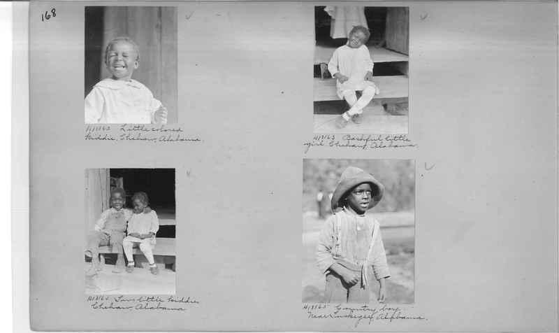 Mission Photograph Album - Negro #2 page 0168