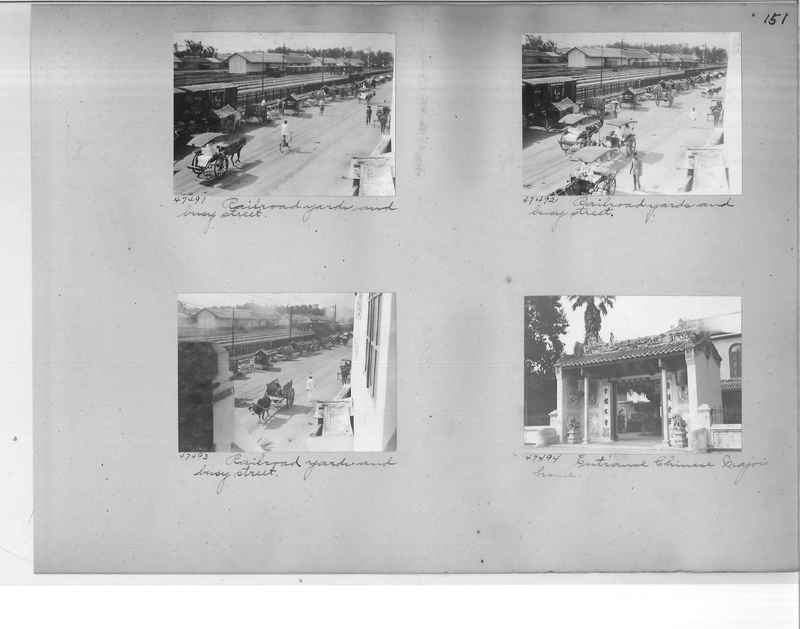 Mission Photograph Album - Malaysia #4 page 0151