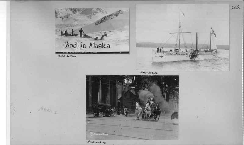 Mission Photograph Album - America #2 page 0205